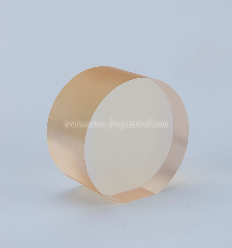 Optical Grade Lithium Tantalate Wafers