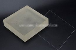 Specifications of Fused Silica Wafers